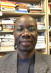 photo of Dr. Onek Adyanga